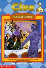 Revenge of the Mummy (Clue Series, Book 13)