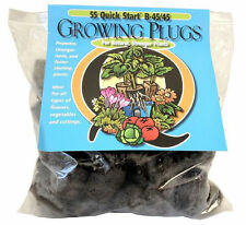 Quick Start 50 Replacement Growing Plugs - root riot rapid rooter seed starter