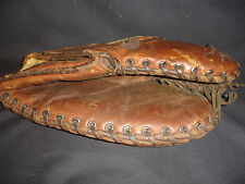 Old Vtg Wilson Baseball Glove 54G First Basemans Mitt