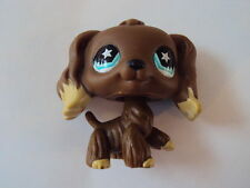 Littles Pet Shop LPS Spaniel Dog Animal Child Girl Loose Auction Figures Cute