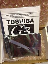 NEW IN BOX TOSHIBA TOSVERT-130 EXTENDED TERMINAL BLOCK OPTION INV3-COM-D