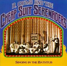 Singing in the Bathtub, CRUMB,ROBERT & HIS CHEAP SUIT SE, Good