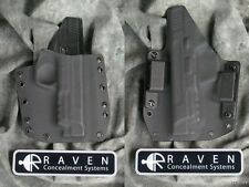 NEW RAVEN CONCEALMENT SMITH WESSON M&P FULL 45 NO SAFETY KYDEX HOLSTER