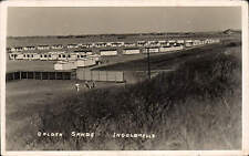 Ingoldmells. Golden Sands by A.E.Wrate, Photographer, Skegness. Holiday Caravans
