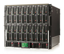 16 x HP ProLiant BL460c G7 Blade Servers 32 x SIX-CORE Intel XEON BL c7000 Enclo