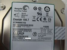 "Seagate ST3600057SS 15K.7 600 GB,Internal,15000 RPM,3.5"" 9FN066-881 Qty 1 Piece"