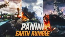 Panini World of Tanks EARTH RUMBLE multipack: limited edition cards,  packets