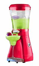 Nostalgia Electrics 64-Ounce Margarita & Slush Maker, MSB64 New