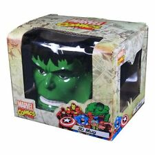 MARVEL COMICS - HULK 3D MUG IN GIFT BOX - BRAND NEW GREAT GIFT