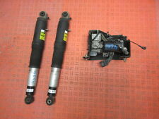 07 08 09 10 11 12 13 Escalade Denali Tahoe Yukon Rear Air Compressor & Shock Set