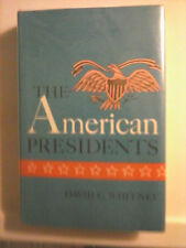 The American Presidents by David C. Whitney 1967 Hardcover Good Condition
