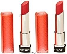 Lot of 2 New Revlon Color Burst Lip Butter Lipstick Cherry Tart 070 x 2