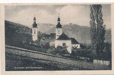 AK aus Pyhrnbahn mit Stift Schlierbach, Oberösterreich    (C49)