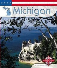 Michigan (This Land is Your Land)-ExLibrary