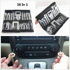 Metal 38In1 Car Interior Radio Stereo Player Repair Tool Kits For Chevrolet Audi