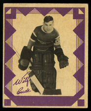 1937 O-PEE-CHEE SERIES E ~ #149 ~ WILFRED CUDE (MONTREAL CANADIENS)