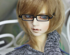 Square Glasses For BJD Doll 1/6 1/4 MSD 1/3 SD17 Uncle Doll Accessories GS5