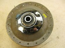 1966 puch sears allstate 175 twingle s480~ front hub w brake plate