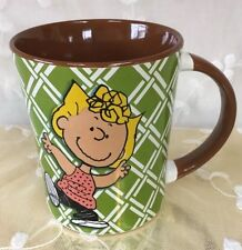 Peanuts Gang Sally 15 oz Coffee Cup Mug Snoopy Charlie Brown Collectors Gift New
