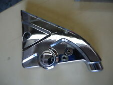 2002 Hyosung Aquila GV250 Chrome Left Side Lower Cover Cowl Panel