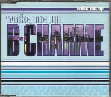 MAXI CD SINGLE 3 TITRES--B-CHARME--WAKE ME UP--1998