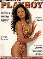 Playboy 5,05/1997 Mai,Baywatch(Anderson,Eleniak..),Geri Halliwell,Chris. Rentsch