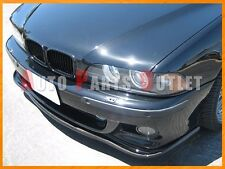 HM Style Carbon Fiber Front Bumper Sploier Lip For 1996-2003 BMW E39 M5 Only