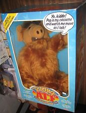 Coleco Talking Alf Plush Doll MISB Sealed in Box 1987 The Storytelling Alien Toy