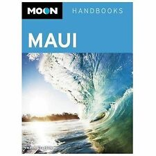 Moon Maui: Including Molokai & Lanai (Moon Handbooks)-ExLibrary