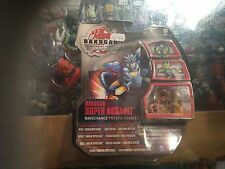 BAKUGAN SUPER ASSAULT BAKUCHANCE BROWN MYSTIC CHANCER NEW DAMAGED PACK