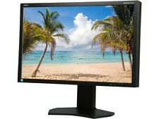 NEC Display SpectraView P242W-BK Black 24�? Widescreen IPS Panel, LED Backlig...