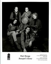 RARE Original Press Photo of Hart Rouge a Folk Music group