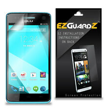 3X EZguardz LCD Screen Protector Cover HD 3X For BLU Studio 5.0 C HD (Clear)