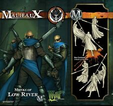 WYRD MALIFAUX WYR20707 MONKS OF LOW RIVER (MINIATURES, TABLE TOP GAMING)