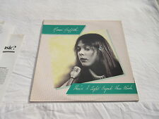 Nanci Griffith There's a Light Beyond These Woods LP Philo / Rounder PH-1097 '85