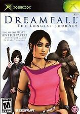 XBOX Dreamfall: The Longest Journey  Game COMPLETE