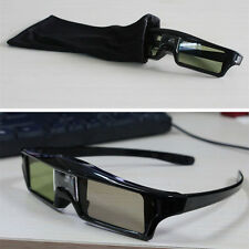 3D Glasses With 144Hz Active Shutter Rechargeable For 3D DLP-Link Projector TV