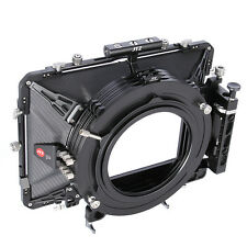 "JTZ DP30 Carbon Fiber 6""x6"" Matte Box Kohlefaser 15mm 19mm For RED ARRI BMPCC A7"