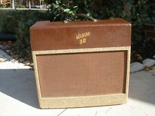Vintage 1953 Gibson GA30 Tube Amplifier - Very Clean Condition !