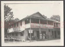 Vintage Photo Ashbury Hall Hotel & Cafe Roadside Store 674869