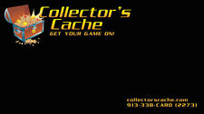 COLLECTOR'S CACHE Gaming Playmat - Mousepad - collectorscache Brand New!!