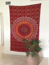 Indian Ethnic Mandala Tapestry Dorm Decor Wall Hanging Hippie Bohemian Bedspread
