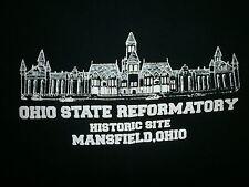 OHIO STATE REFORMATORY SHIRT Shawshank Redemption Historic Prison Jail Mansfield