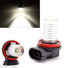 Super Bright 7W H8 H11 LED Car Fog Light Lamp Strobe Flash Light Bulbs DC 12V