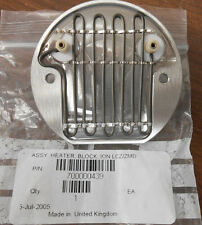 WATERS ION BLOCK HEATER ASSY. 700000439 USED WITH ZMD MASS SPECTROMETER