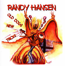 "Randy Hansen: ""Old Dogs New Tricks"" (CD)"