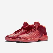 Nike Jordan Super Fly 4 Po RARA baloncesto CORRER ZAPATILLAS UK 12 EUR 47.5