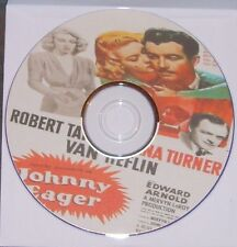 FILM NOIR: Johnny Eager 1941 Mervyn LeRoy, Taylor, Turner, Van Heflin