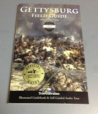 GETTYSBURG ILLUSTRATED FIELD GUIDE SELF GUIDED AUDIO TOUR CD BRAND NEW