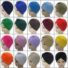 Fashion Indian Style Women's Headwrap Hat Turban Chemo Hair Cover Cap Headband